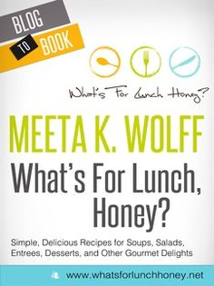 What's For Lunch Honey? | Experience Your Senses: Allow me to introduce ...