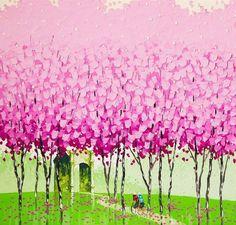 /Phan-Thu-Trang-Sweetening-sisterhood-40-x-47-Abstract-Painting-EK-15-0003-OL-0024 #art #artist #PhuTrang #paintings #onlineartgallery #buyartonline #contemporaryart #indianart #eikowa #acrylicart #inspiration #artistprofile #artlover #picoftheday
