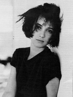 winona ryder hair 90s - Google Search