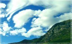 Hermanus skies.