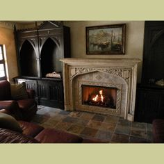 Fireplaces Pinterest Gothic And Victorian Interiors