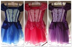 $3.99 Princess Dress Closeout Sale.  Beautiful Princess Dresses from My Princess Party to Go.   #princessdresses