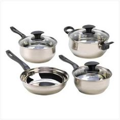 Culinary Essentials Cookware 7Pcs -- Find out more about the great product at the image link.