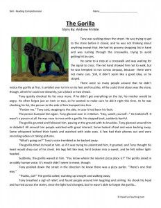 differences between chimpanzees and monkeys reading worksheet disney classroom ideas. Black Bedroom Furniture Sets. Home Design Ideas