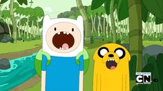 "22 ""Adventure Time"" GIFs That Accurately Describe Friendship Cool Facebook Covers, Best Facebook Cover Photos, Facebook Timeline, Gifs, Jake Le Chien, Cartoon Network, Mundo Gif, Art Adventure Time, Abenteuerzeit Mit Finn Und Jake"