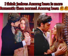 Love Couple, Best Couple, Cute Celebrities, Celebs, Anurag Basu, Erica Fernandes, Perfect Together, Romantic Love Quotes, Me Tv