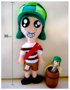 Boneco Chaves 30 cm | Flickr - Photo Sharing/ Chaves puppet