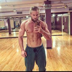 Hot Guys With 6-Packs on Instagram | POPSUGAR Fitness