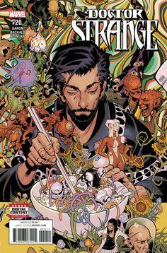 Marvel - Doctor Strange (2015) #20