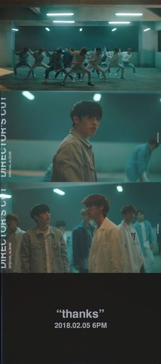 """""""Powerful fresh and cool taste"""" 'Thank you' second teaser for the public a new song, Seventeen. #SEVENTEEN #DIRECTORS_CUT #고맙다 #THANKS"""