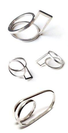 Laura Essayie (The Carrotbox Jewelry Blog - rings, rings, rings!)