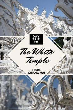 Day Trip to The White Temple - Planes, Trains and Champagne