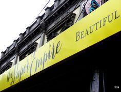 Fascia, Signage, Retail Signage, Shopfront Signage, Concealed Fixings