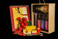Y si le regalas a tu pareja por San Valentín una caja de YoMeLoVino? Podréis hacer vuestro vino juntos... ¿Hay algo más romántico?