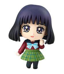 Bishoujo Senshi Sailor Moon - Tomoe Hotaru - Petit Chara Bishoujo Senshi Sailor Moon Motto ☆ Otome no Gakuen Seikatsu yo! Hen - Petit Chara! Series - School Uniform Ver., Version A (MegaHouse)