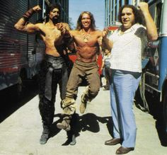 Wilt, Arnold, Andre