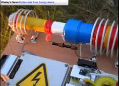 Ruslan video#2 Free Energy 4kW generator.