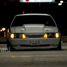 Just waiting for a race! 93 Mustang, Fox Body Mustang, Mustang Cars, Ford Fox, Ford Parts, Classic Mustang, Hot Rides, Top Cars, American Muscle Cars
