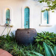 Cultivart Landscape Design Perth - The garden design specialist Tropical Garden Design, Tropical Backyard, Tropical Gardens, Tropical Plants, Small Yard Landscaping, Florida Landscaping, Landscaping Ideas, Bali Garden, Garden Bed