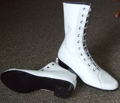 Marching Boots