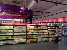 Supermarket Design | Grocery Areas | Retail Design | Shop Interiors | Carrefour Planet