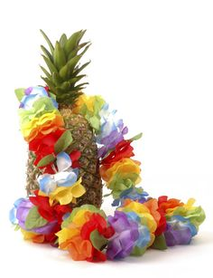 Kids Luau Birthday P