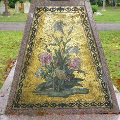 Grave of Giulio Salviati, 1898, Brookwood Cemetery, Surrey   Flickr - Photo Sharing!