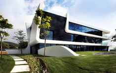 Weave House by A-cero (1)