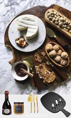 From wood cheese boards to gourmet eats, #MyHomesense has you covered for all your entertaining ideas and treats! Prepare yourself for holiday entertaining at a HomeSense near you - find a location now.