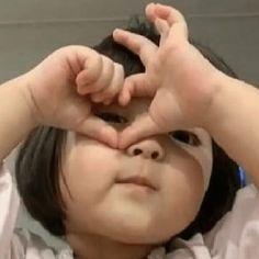 Cute Asian Babies, Korean Babies, Cute Funny Babies, Cute Kids, Funny Kids, Funny Baby Faces, Cute Little Baby Girl, Cute Baby Girl Pictures, Cute Girl Face