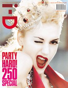 Gwen Stefani i-D Magazine