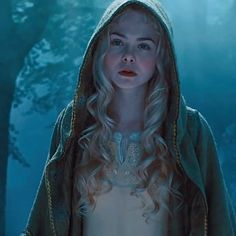 Elle Fanning, maleficent, and aurora image