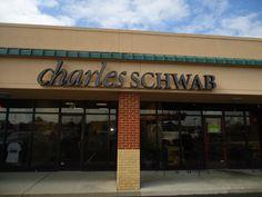 Charles Schwab Channel Letter Sign  #CharlesSchwab #louisville