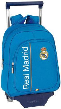 Real Madrid, Bag, School Backpacks