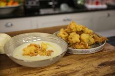 This Celeriac Soup with Choux Fritters recipe is really easy but really tasty and impressive looking, there are just two ingredients plus seasoning in the soup! Saturday Kitchen Recipes, Celeriac Soup, Morning Food, Saturday Morning, My Recipes, Cooking Recipes, Easy Starters, Keto Lunch Ideas, James Martin