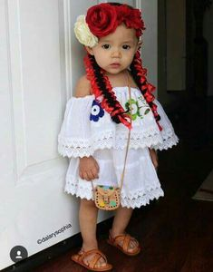 Mexican Themed Outfit Ideas Pictures shes so adorable mexican babies mexican outfit Mexican Themed Outfit Ideas. Here is Mexican Themed Outfit Ideas Pictures for you. Mexican Themed Outfit Ideas simple and casual fashion with hats hav. Mexican Fashion, Mexican Outfit, Mexican Dresses, Toddler Mexican Dress, Mexican Birthday Parties, Mexican Party, Cute Kids, Cute Babies, Baby Kids