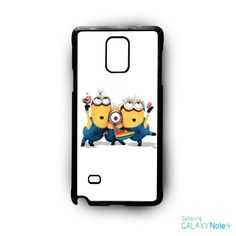 Funny Despicable Me-2 AR for Samsung Galaxy Note 2/3/4/5/Edge phonecase