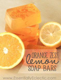 Orange Zest Lemon