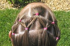 Swimming Hair @ Princess Piggies