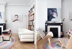 the shutterbugs: anne-claire rohé. rug.. fiber art?