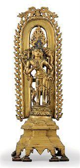 a_rare_gilt_bronze_figure_of_vajrapani_northeastern_india_pala_period_