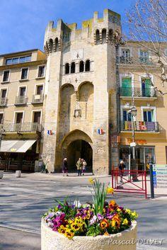 MNQA31 - Porte de la Saunerie à Manosque - Alpes de Haute Provence 04