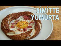 Simitte Yumurta Tarifi - YouTube