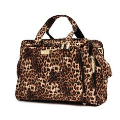 Ju-Ju-Be Legacy: The Queen of the Jungle- Be Prepared  €209,95 / £177,00. Machine washable and metal hardware in this magnificent bag. It's in the name, this bag always keeps you prepared