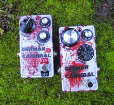 Sunmachine Sonic Devices German Cannibal Fuzz