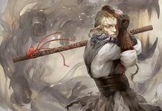 The Monkey King Picture fantasy, warrior) Character Concept, Concept Art, Character Ideas, Dragon Comic, King Picture, King Costume, Journey To The West, Digital Art Gallery, L5r