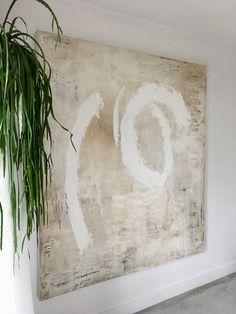 Contemporary Wall Art, Modern Art, Diy Art, Encaustic Art, Diy Canvas Art, Cool Paintings, Art Of Living, Large Art, Art Photography
