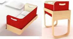 ELM Baby New Co-Sleeper Designed by Culla Belly