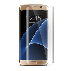 GULYNN For Samsung Galaxy S7 edge G935 Soft Screen Protective Film Full Coverage for Galaxy S 7 edge #Affiliate