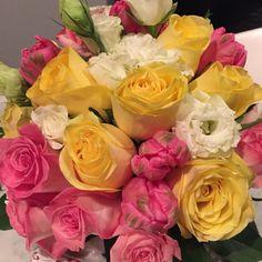 Centerpiece Bar Mitzvah, Event Design, Florence, Centerpieces, Rose, Flowers, Plants, Pink, Bat Mitzvah